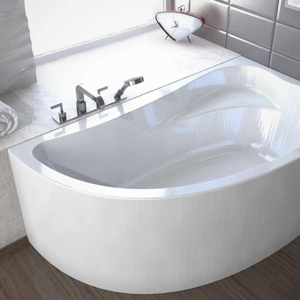 Ъглова вана за вграждане Calando-L