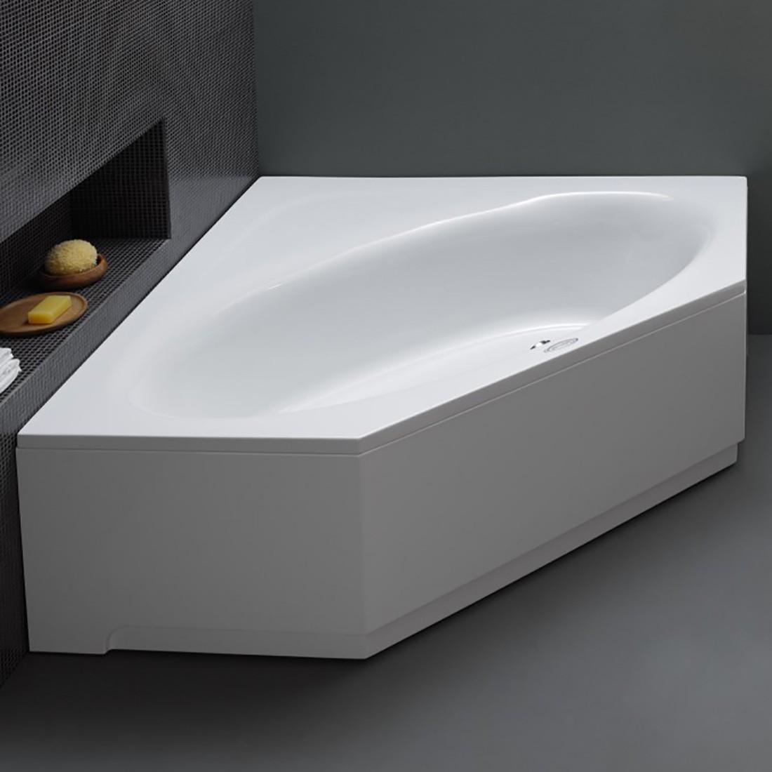 Ъглова вана за вграждане Evelin I