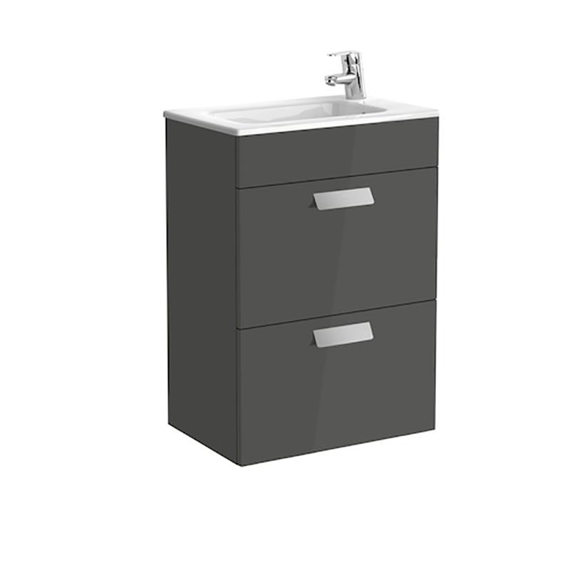 Roca Debba - компактен шкаф за баня Unik 500
