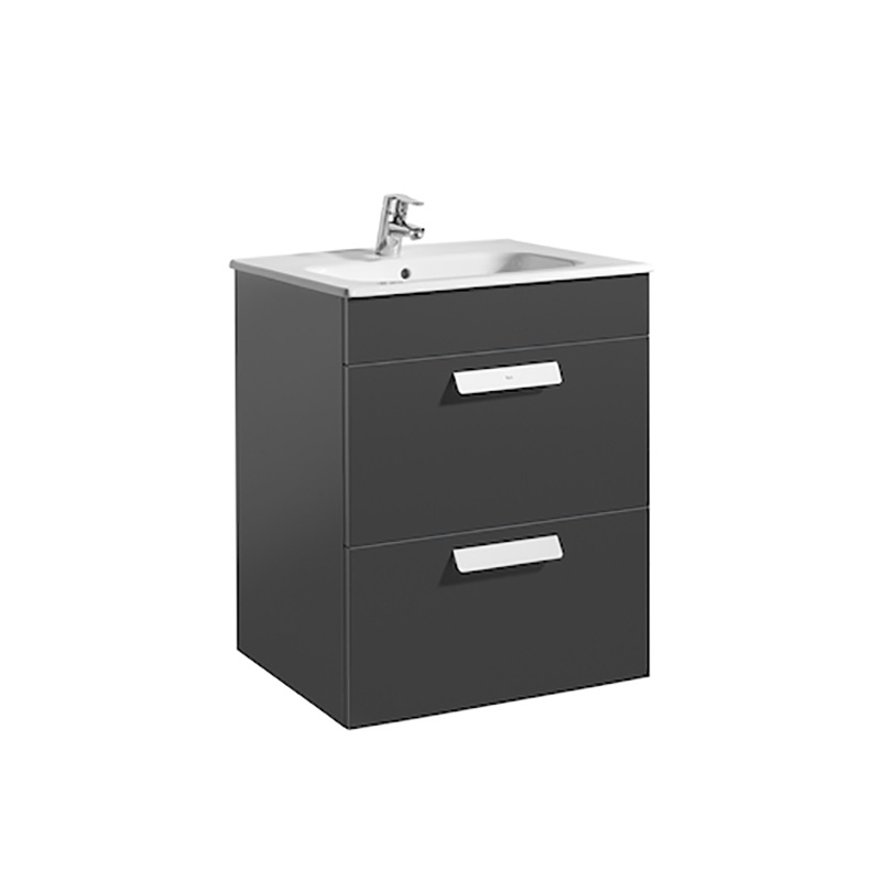 Roca Debba - компактен шкаф за баня Unik 600