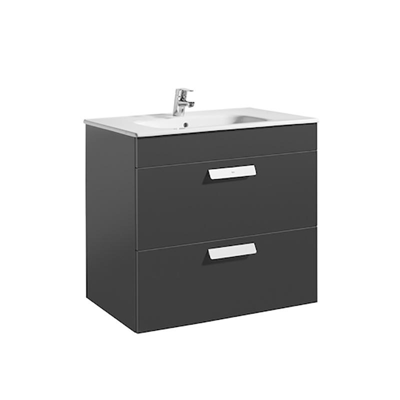 Roca Debba - компактен шкаф за баня Unik 800