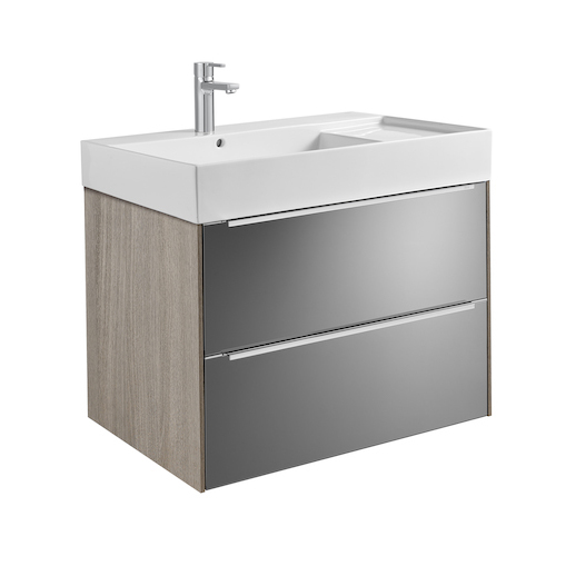 Roca Inspira - bathroom cabinet Unik 800 | Esteta Interiori