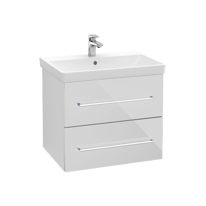 Долен шкаф за мивка, серия Avento от Villeroy & Boch