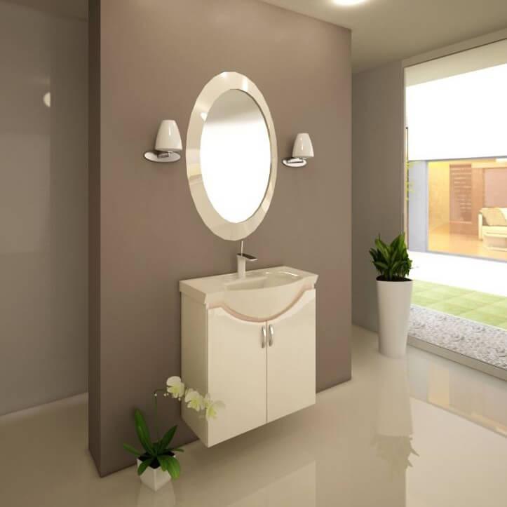 Мебели за баня Aura