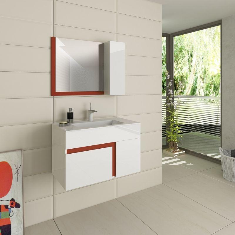 Шкаф за баня Kara