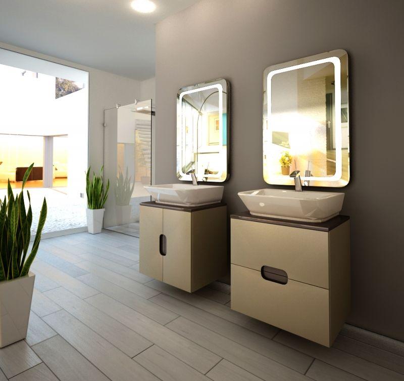 Мебели за баня Oro