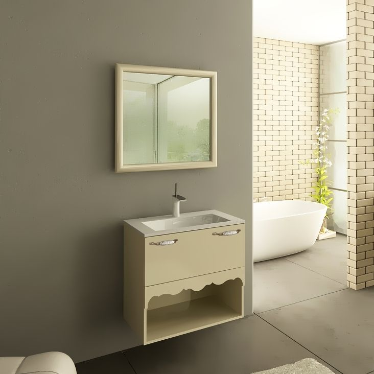 Ретро шкаф за баня Provence