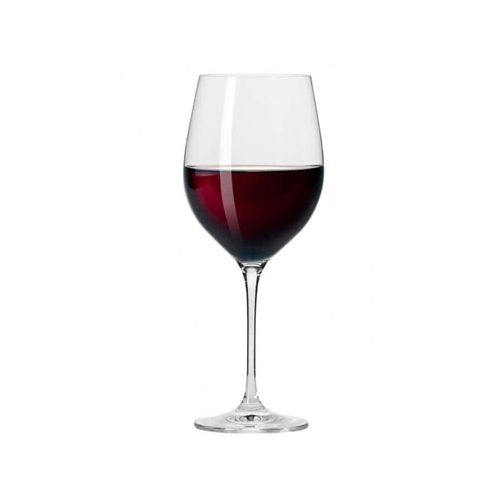 Сет от 6 чаши за червено вино 450 мл Harmony, Krosno