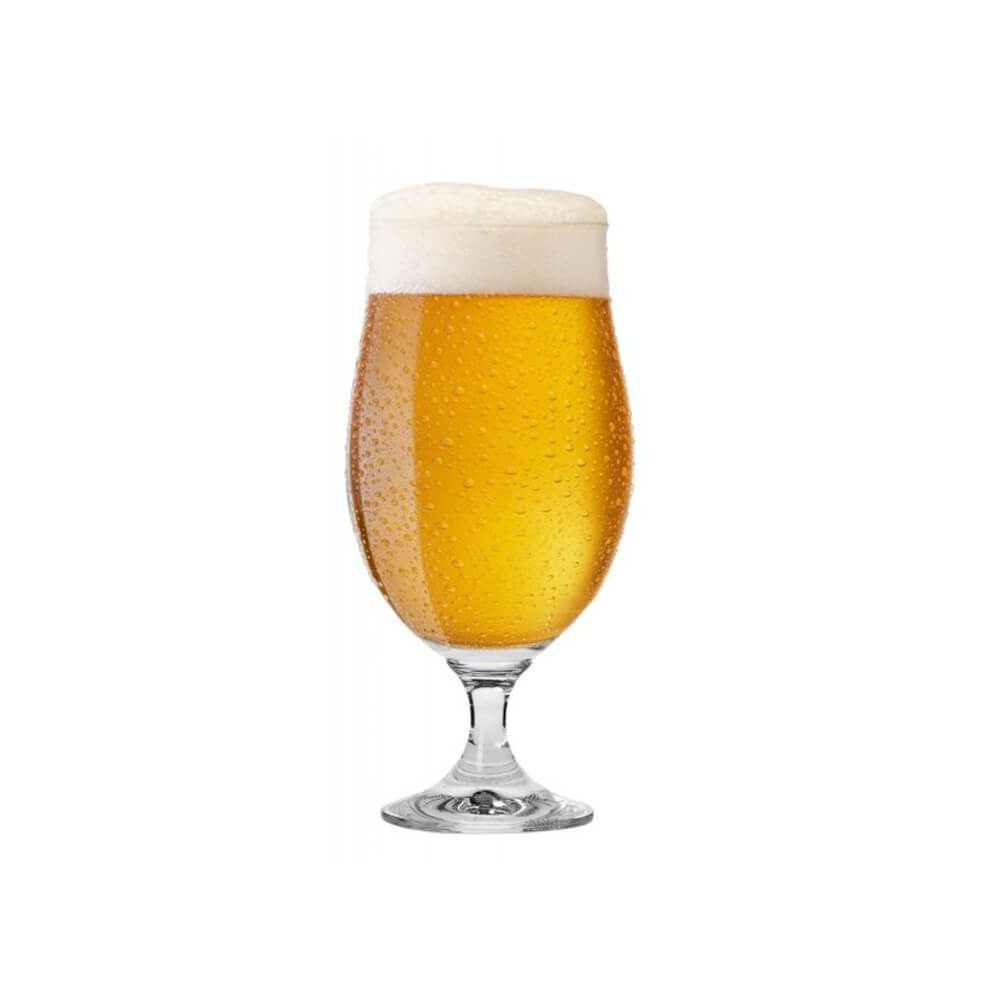 Сет от 6 чаши за бира 500 мл Harmony, Krosno