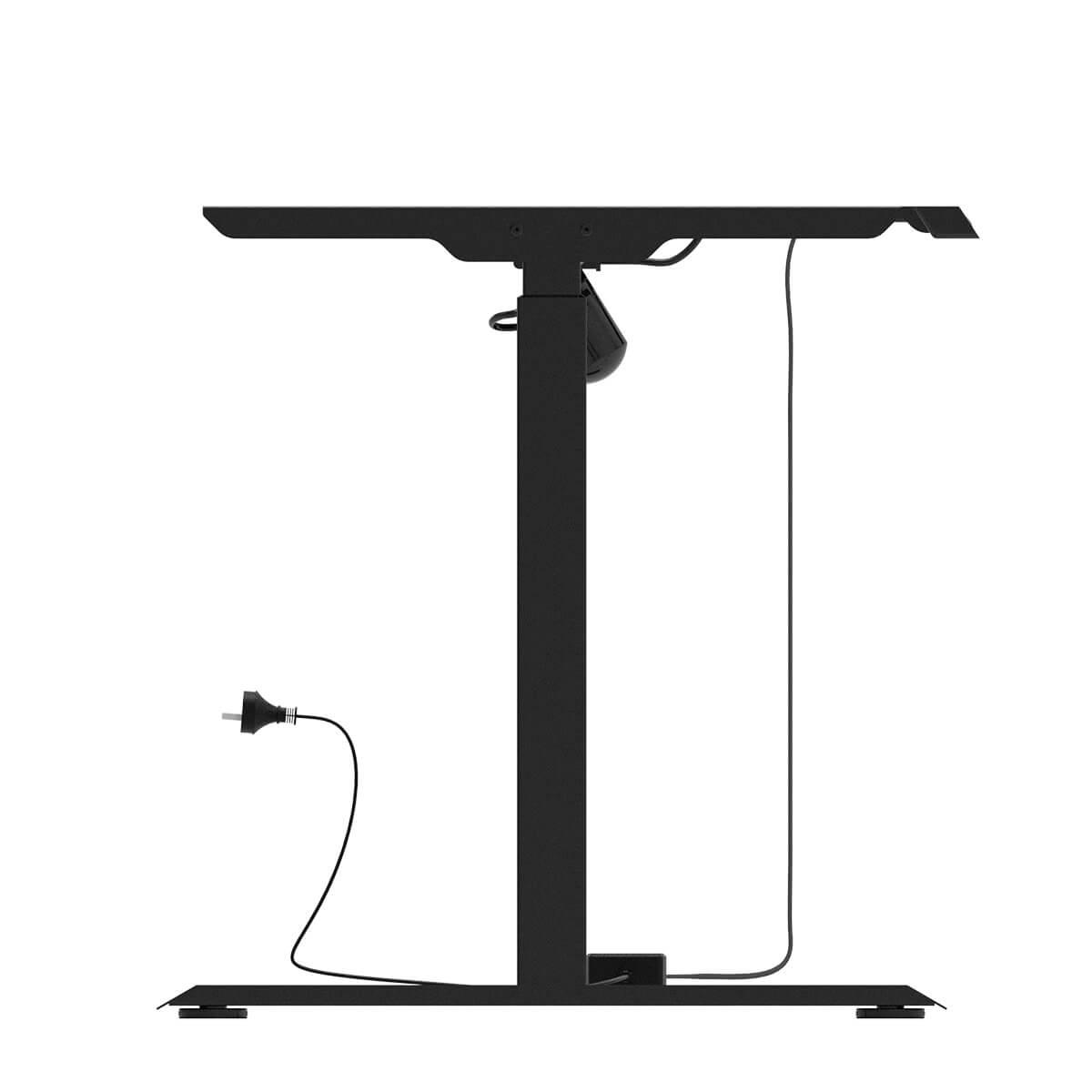Основа за електрическо бюро, Parma black