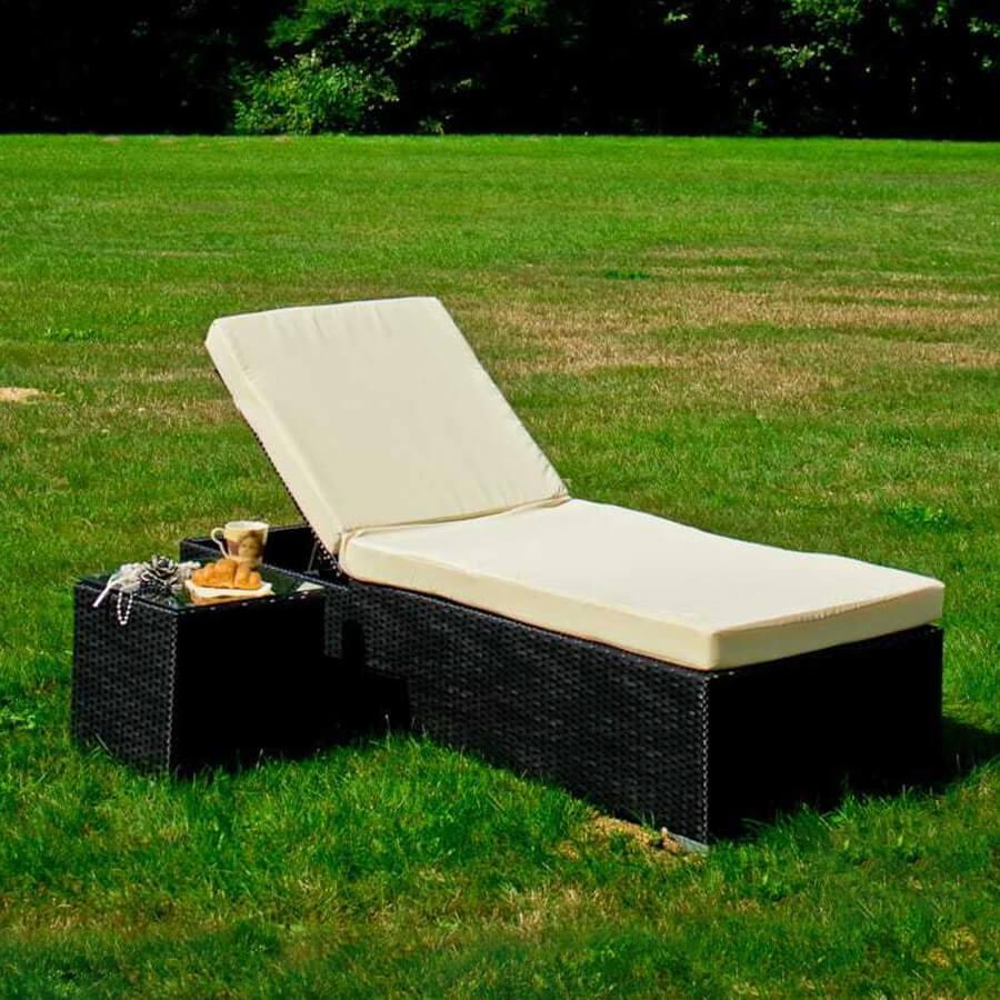 Градинско легло с маса Amato
