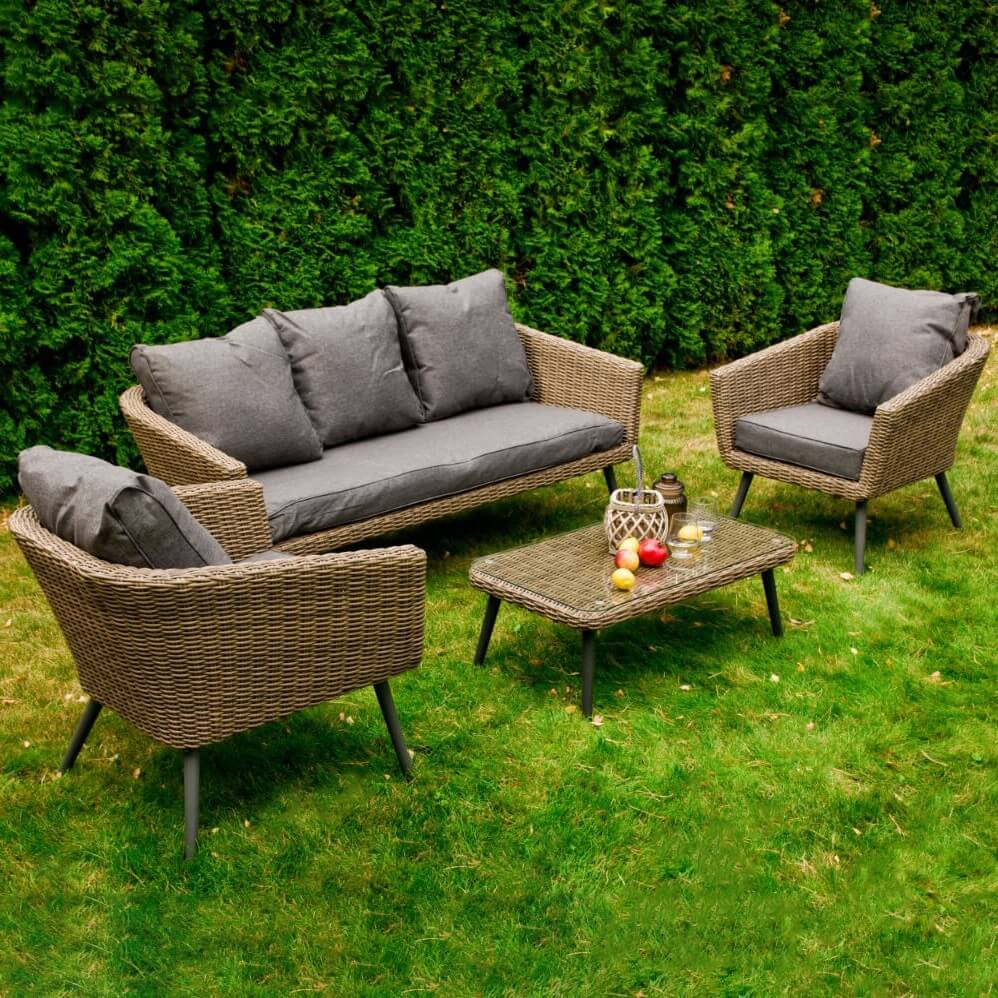 Antico outdoor set