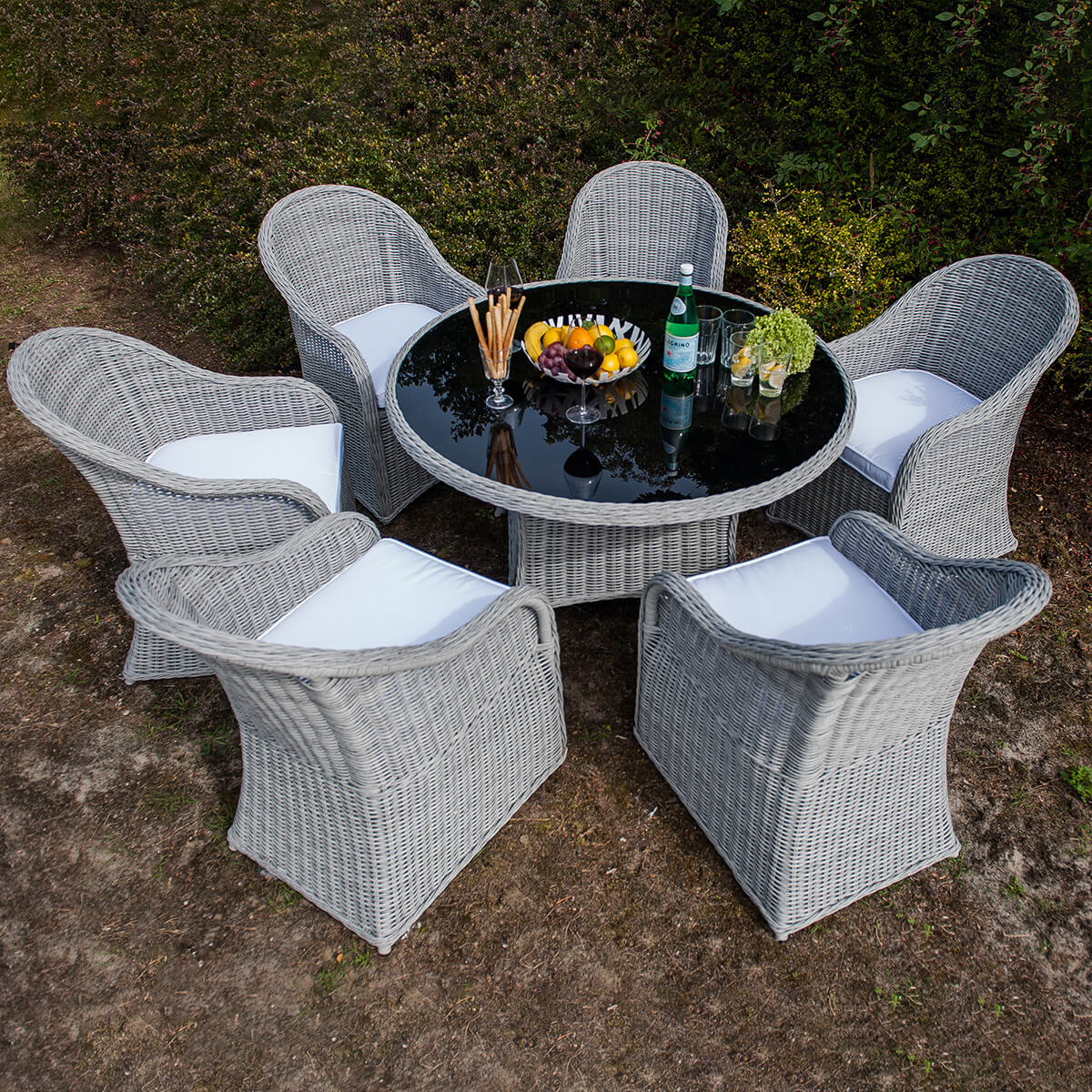 Forte Grande outdoor dining set