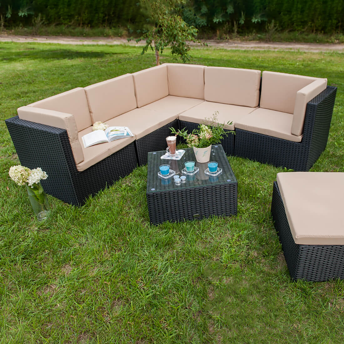 Tinto XL outdoor set