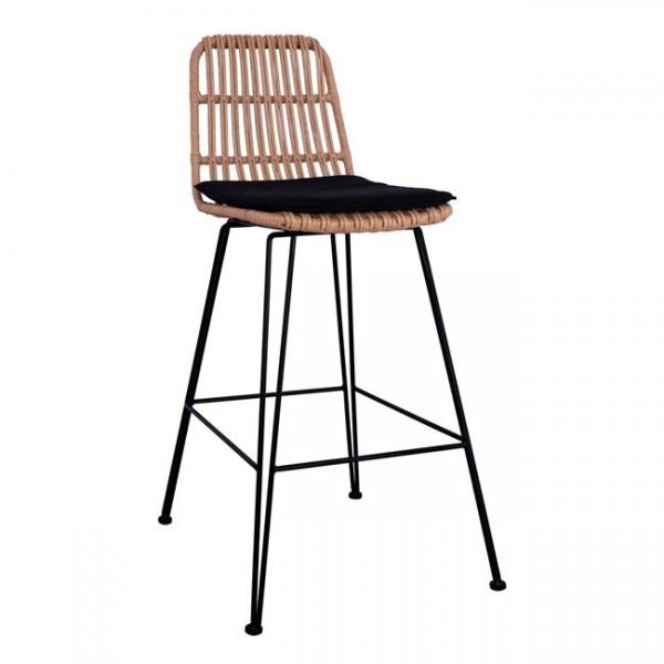 Градински бар стол Allegra 77