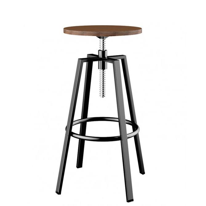 Градински бар стол Fashion 4