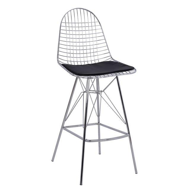 Градински бар стол Wire