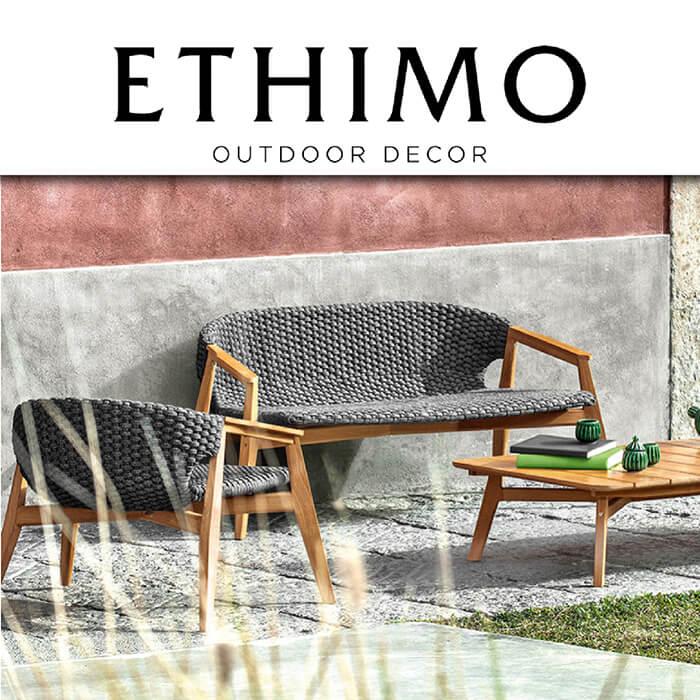 Градинска колекция Knit, от Ethimo