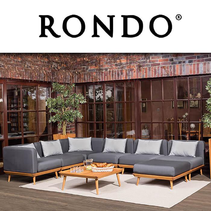 Градинска колекция Nourd, от Rondo