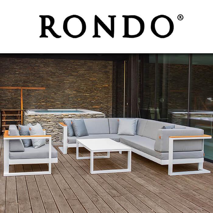 Градинска колекция Toscania, от Rondo