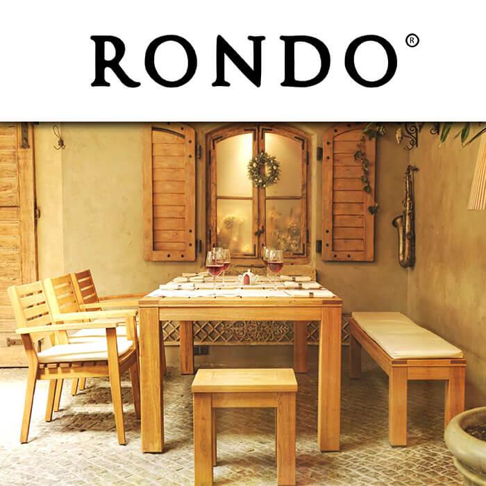 Градинска колекция Caro, от Rondo