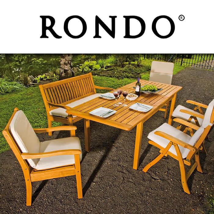 Градинска колекция Kansas, от Rondo
