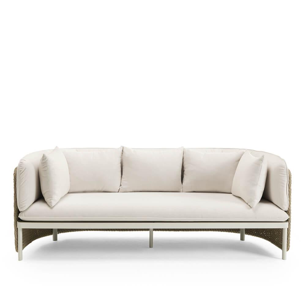 Градински триместен диван, колекция Esedra
