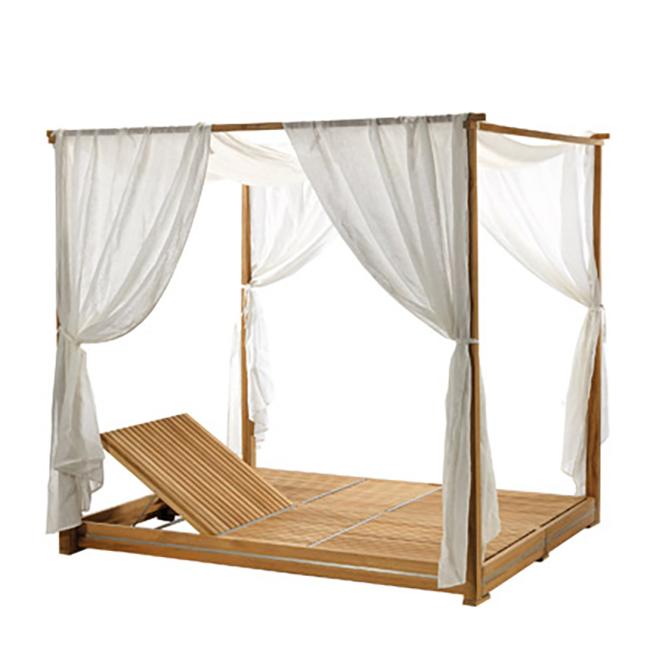 Градинско легло Essenza от Ethimo