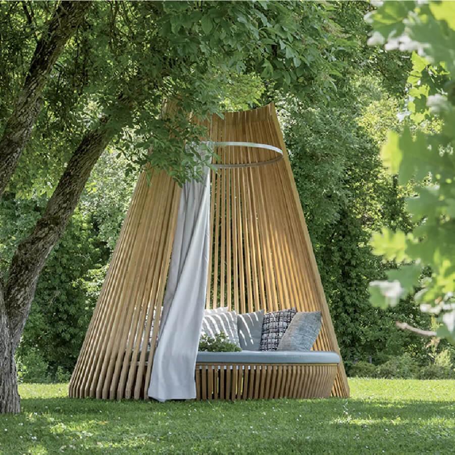 Градинско легло Hut от Ethimo
