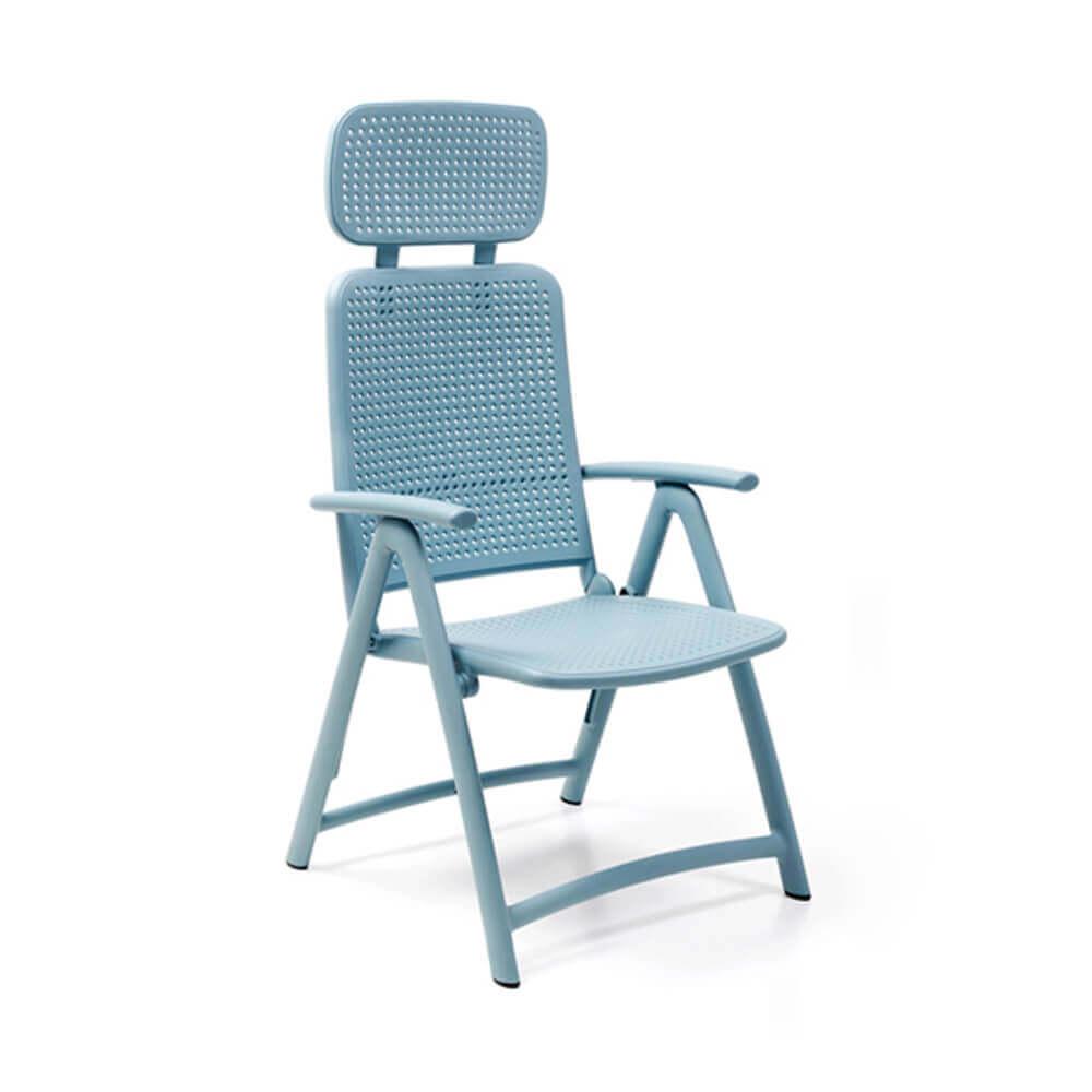 Сгъваем градински стол Acquamarina
