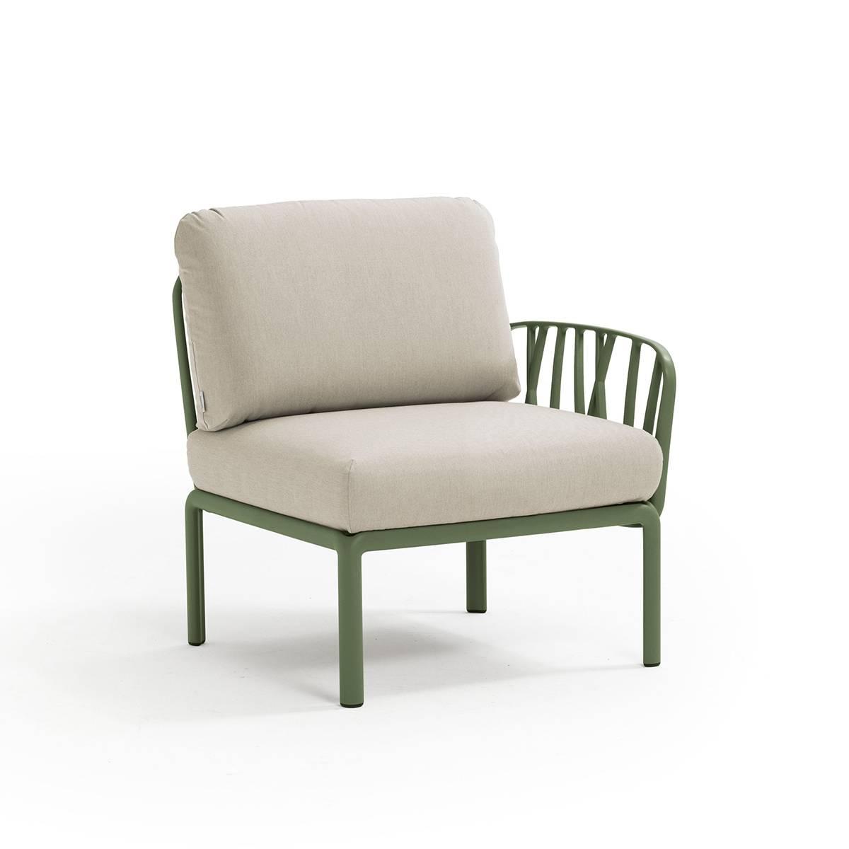 Градинско кресло Komodo, agave