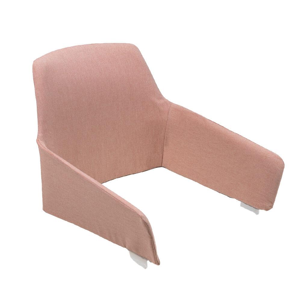 Възглавница за облегалка за стол Net relax Rosa