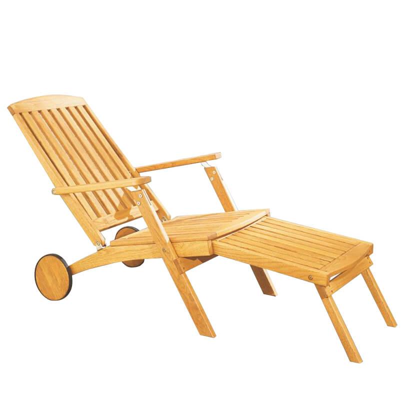 Градински шезлонг Deckchair