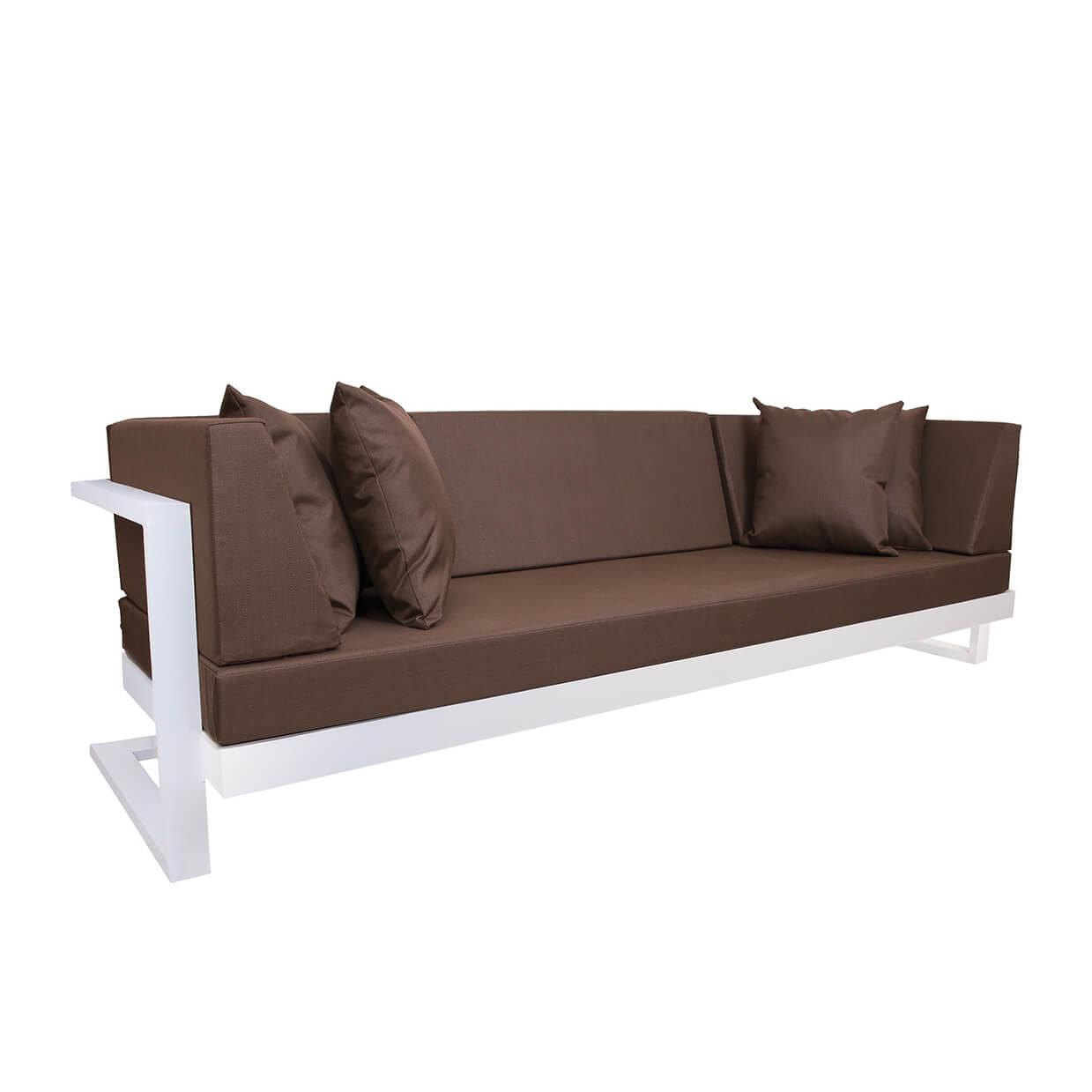 Градински двоен диван, серия Toscania