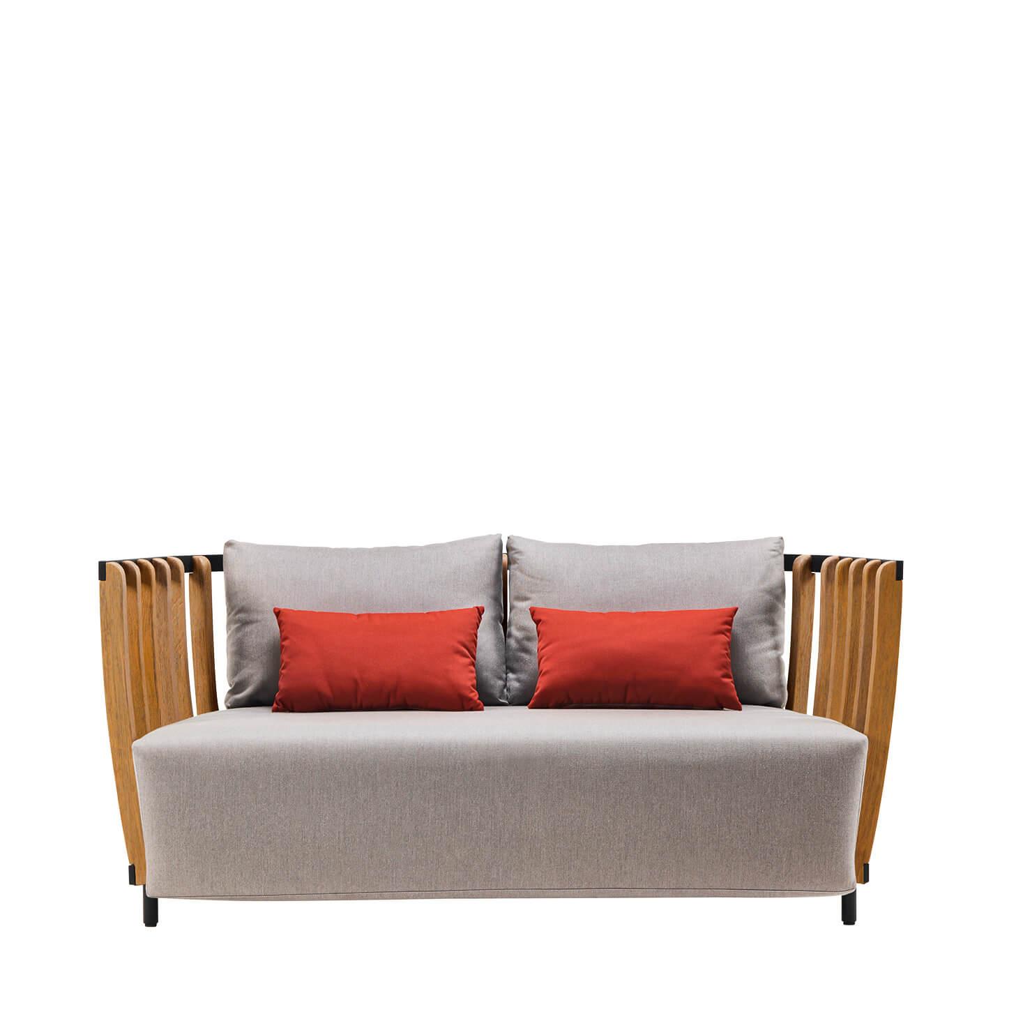Градински двуместен диван, колекция Swing