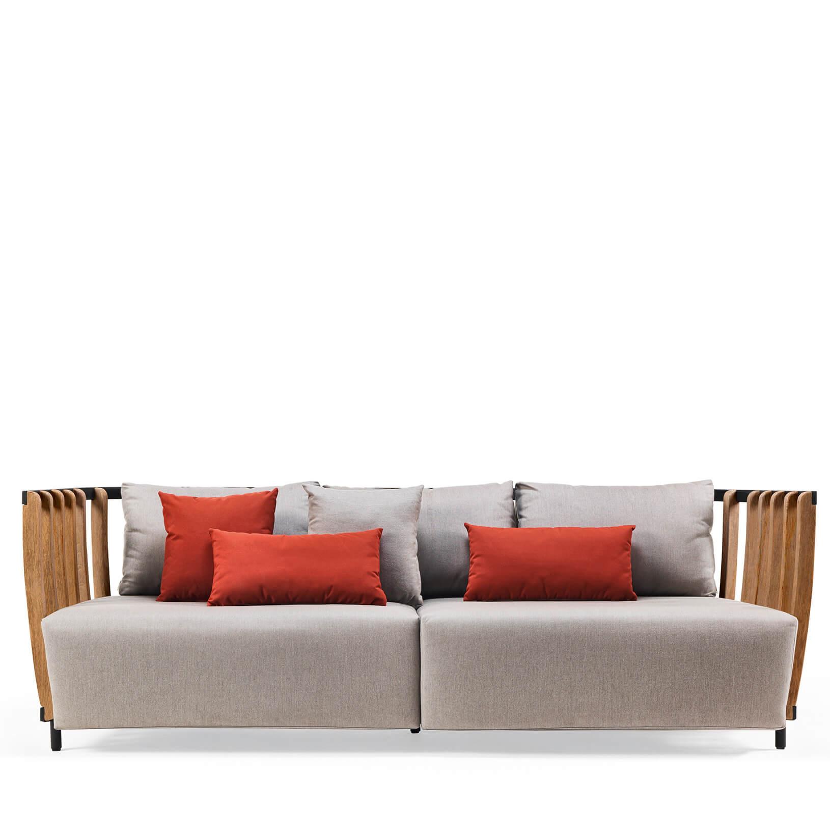 Голям градински диван, колекция Swing
