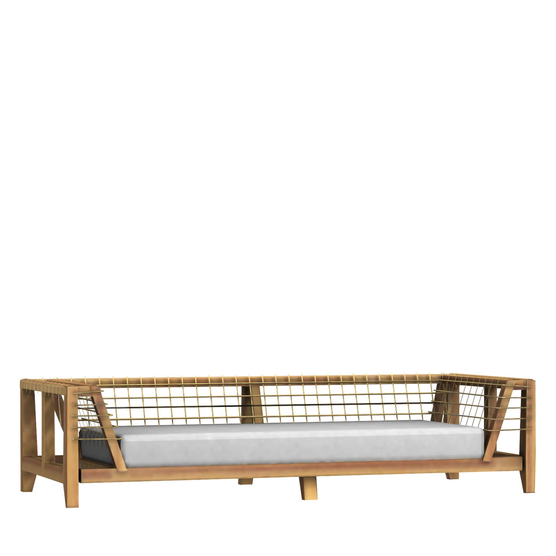 Градински диван, колекция Synthesis