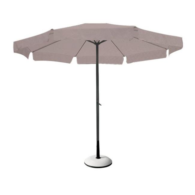 Градински алуминиев чадър