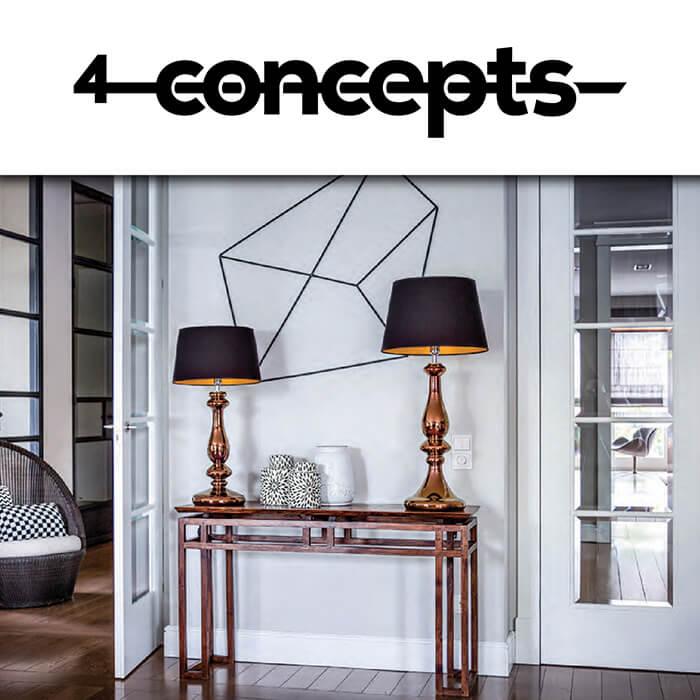 4concepts - осветителни тела