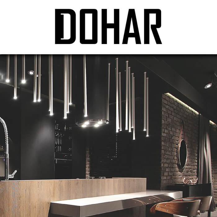 Dohar - дизайнерско осветление