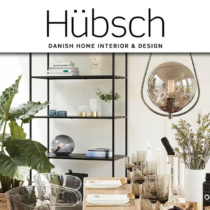 Hubsch - мебели и аксесоари