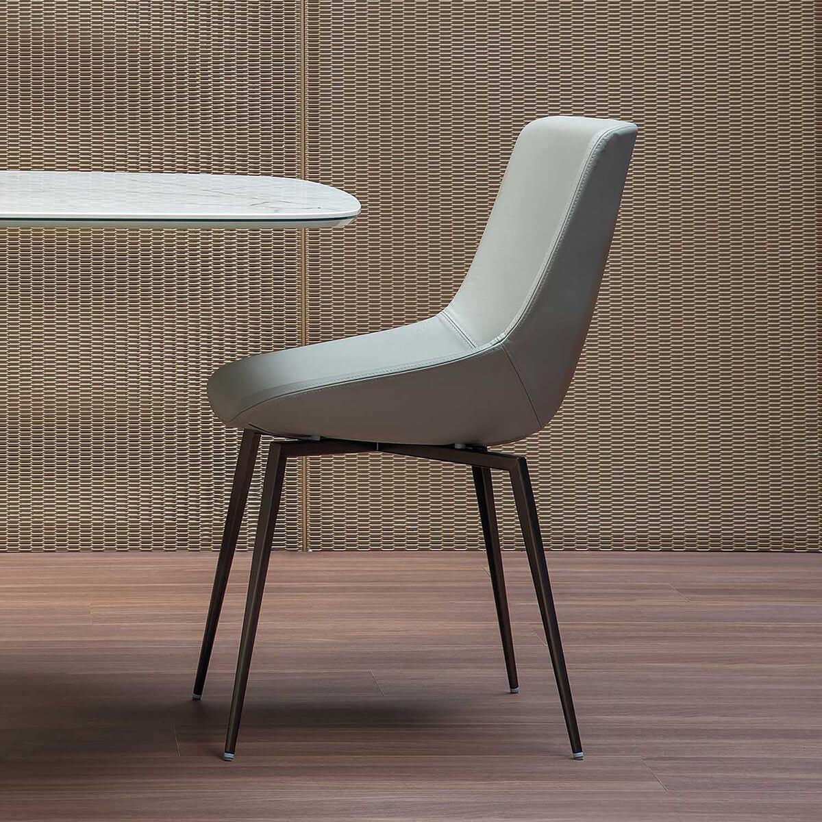 Трапезен стол Artika от Bonaldo, Италия