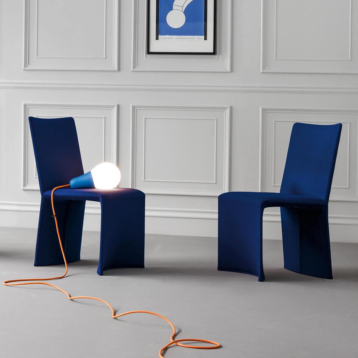 Трапезен стол Ketch от Bonaldo, Италия