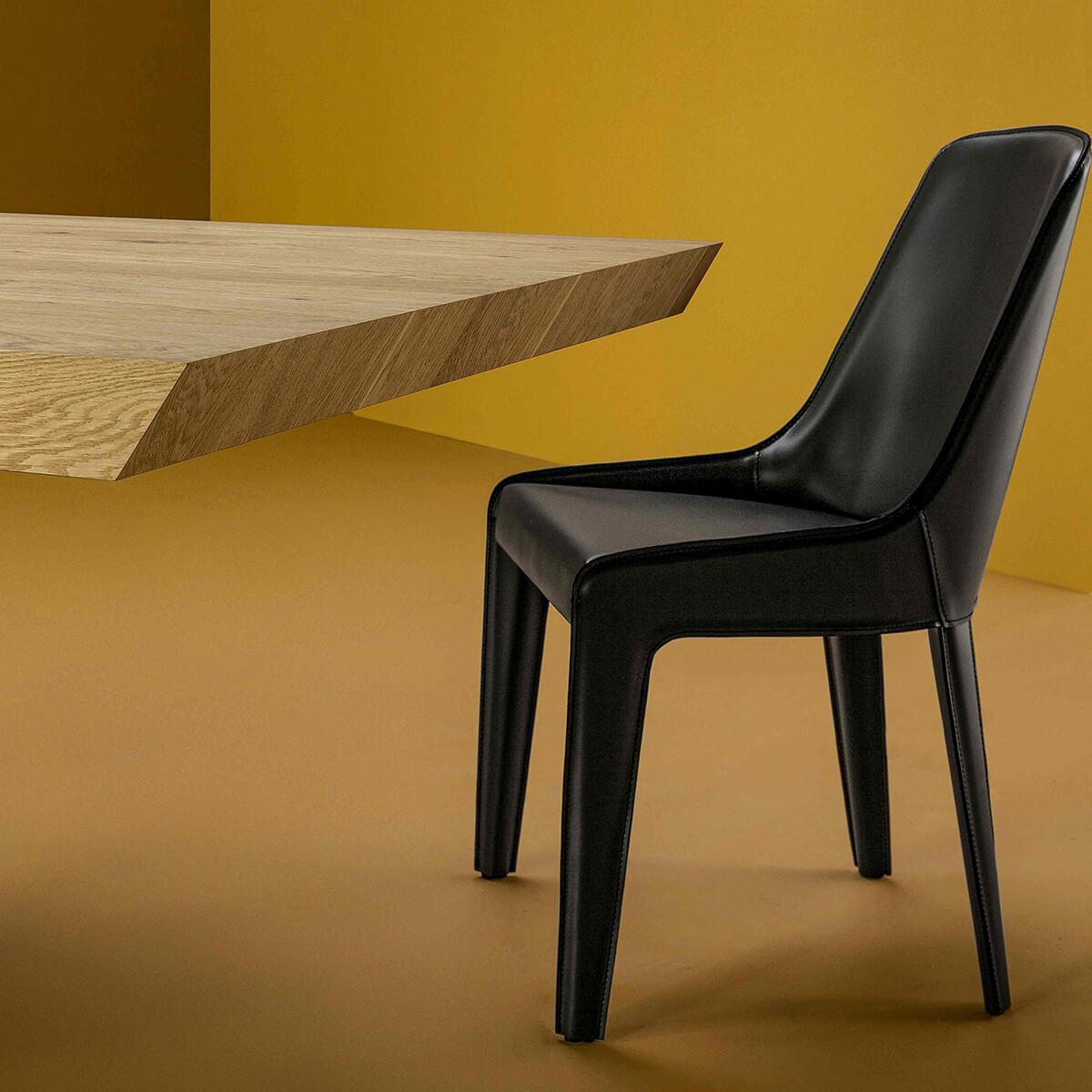 Трапезен стол Lamina от Bonaldo, Италия