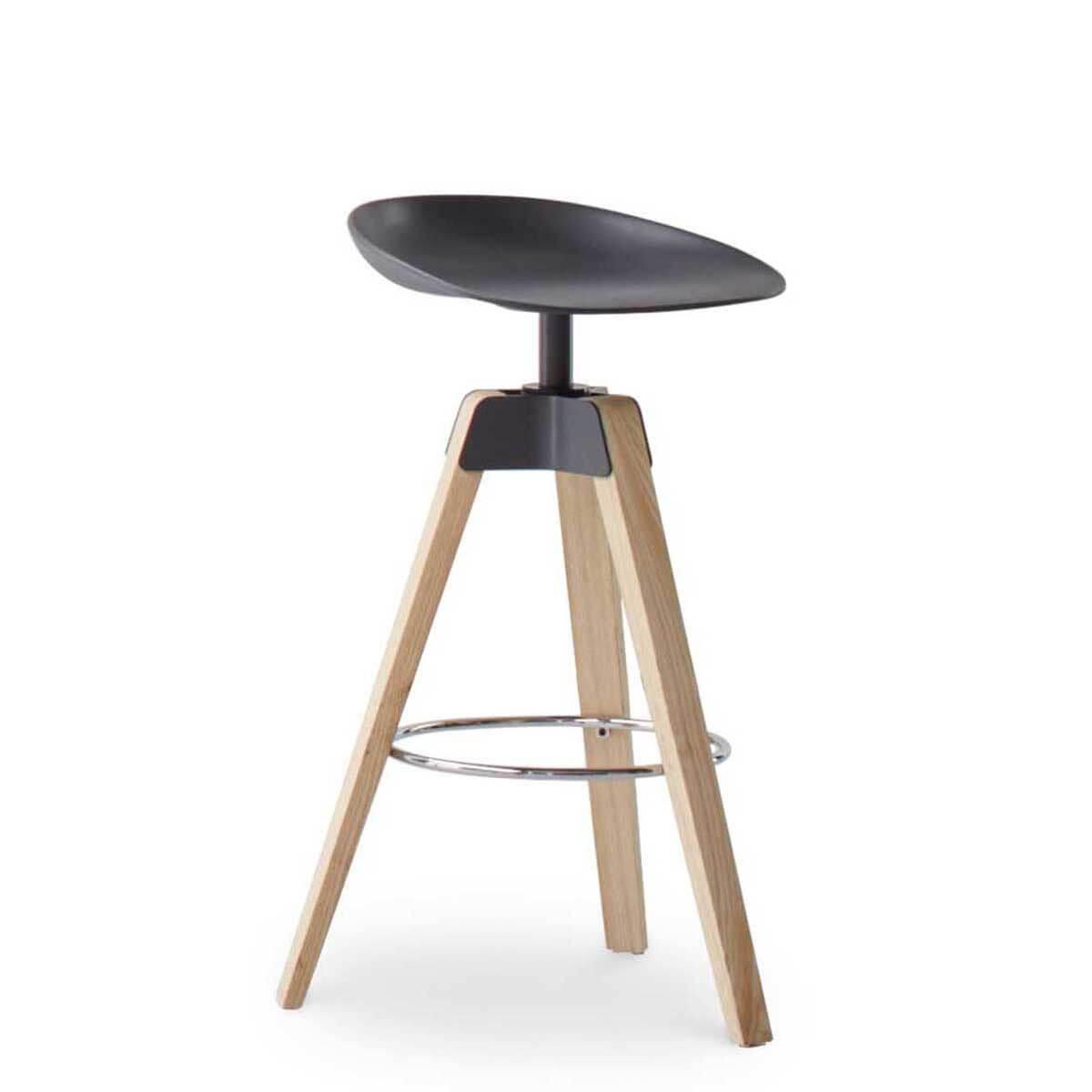 Бар стол Plumage 66 от Bonaldo, Италия