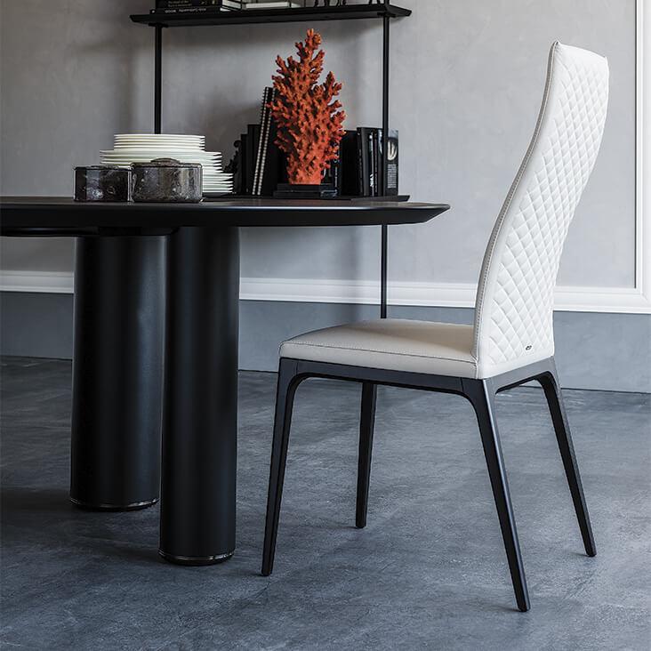 Трапезен стол Arcadia Couture от Cattelan, Италия