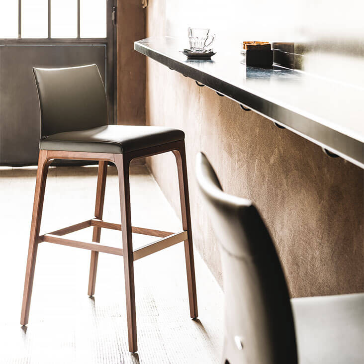 Бар стол Arcadia от Cattelan, Италия