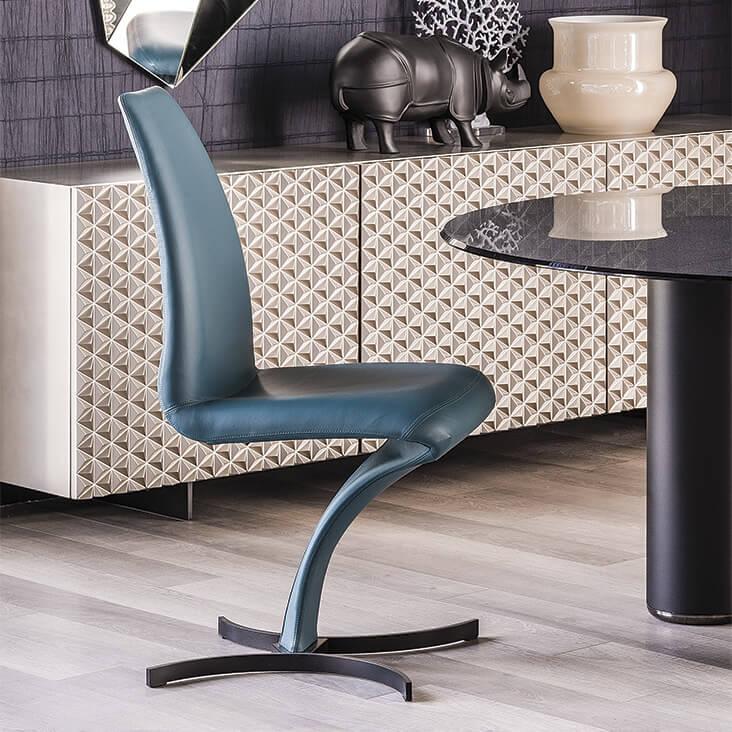 Трапезен стол Betty от Cattelan, Италия