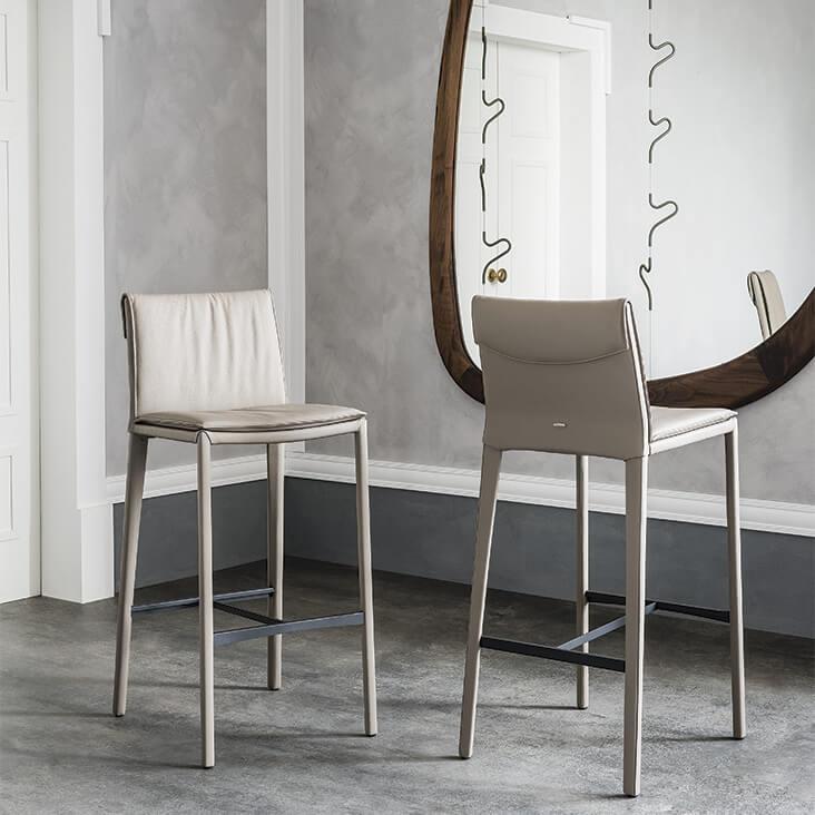 Бар стол Isabel от Cattelan, Италия