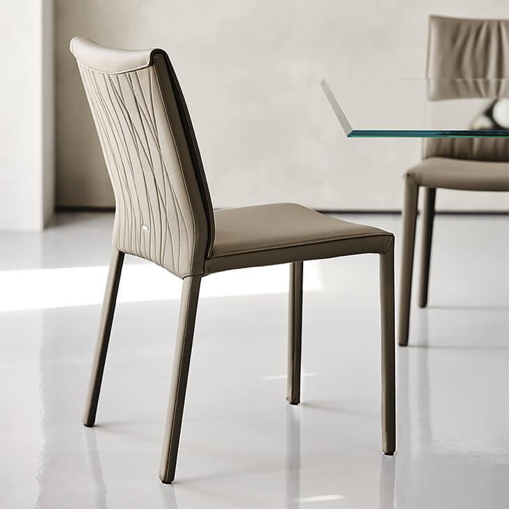 Трапезен стол Italia Couture от Cattelan, Италия